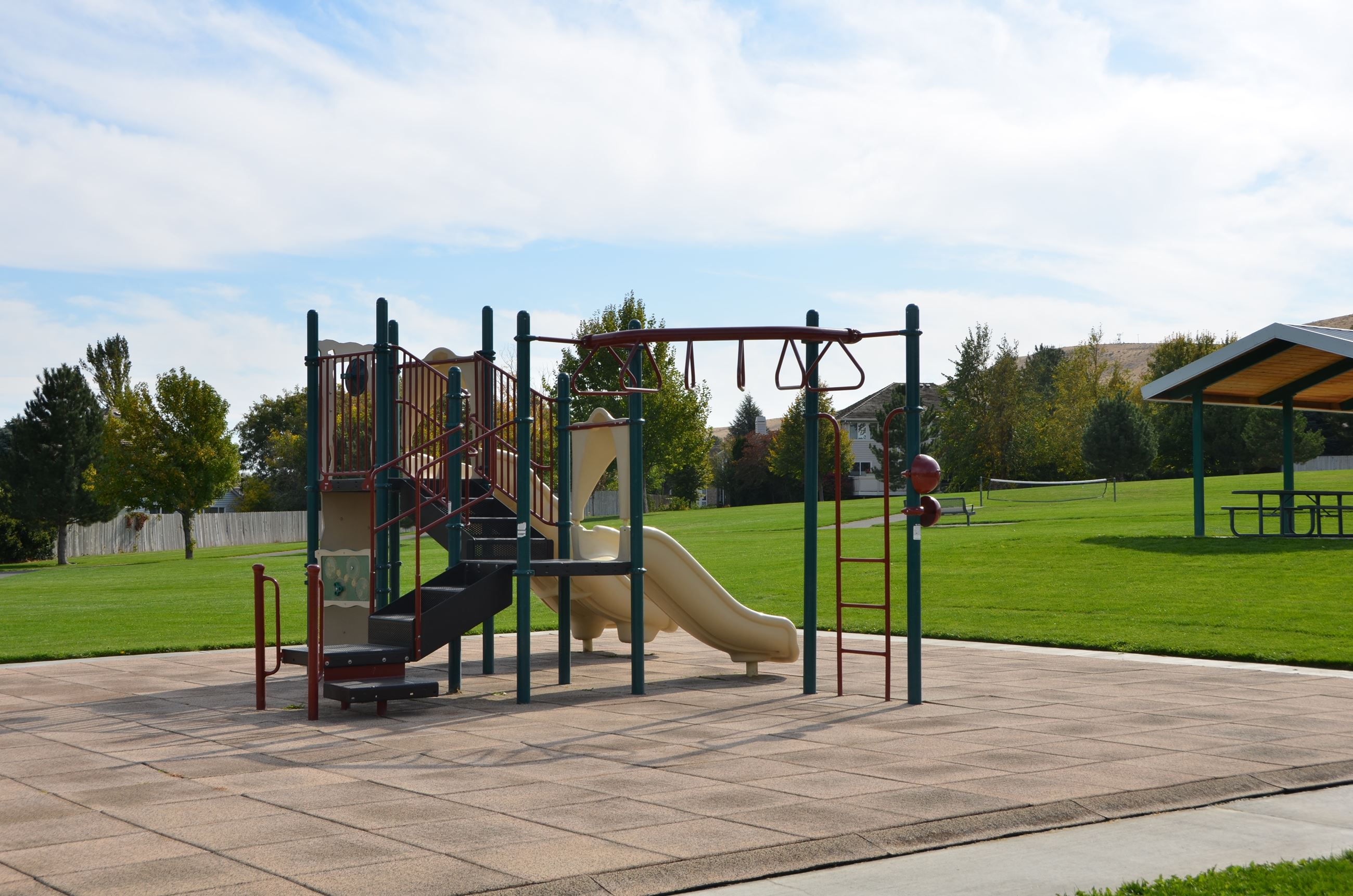Canyon Lakes Park Playground